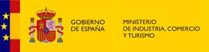Logo Ministerio de Industria, Comercio y Turismo. Gobierno de España