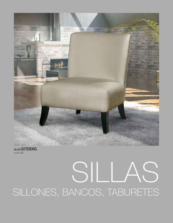 Sillas - Tapizados Doñana