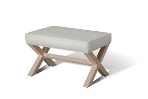 Footstools, puffs, tables - Tapizados Doñana