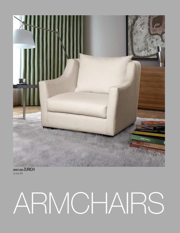 Armchairs - Tapizados Doñana