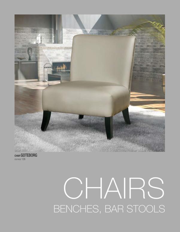 Chairs - Tapizados Doñana