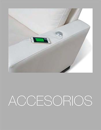 Catálogo de accesorios - Tapizados Doñana