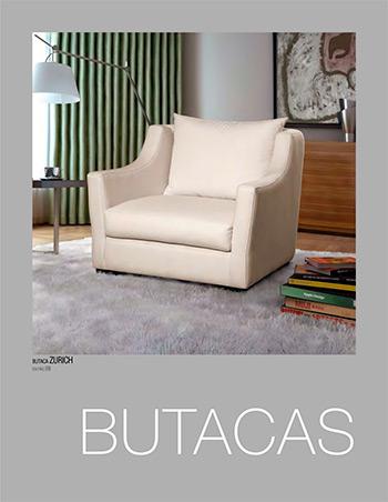 Catálogo de Butacas - Tapizados Doñana