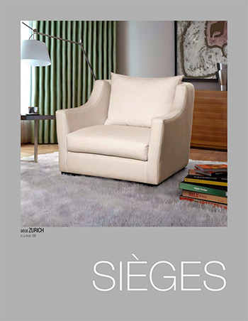 Catalogue sièges - Tapizados Doñana