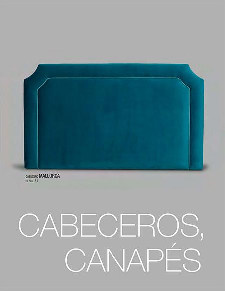 Catálogo de cabeceros y canapés - Tapizados Doñana
